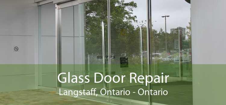 Glass Door Repair Langstaff, Ontario - Ontario