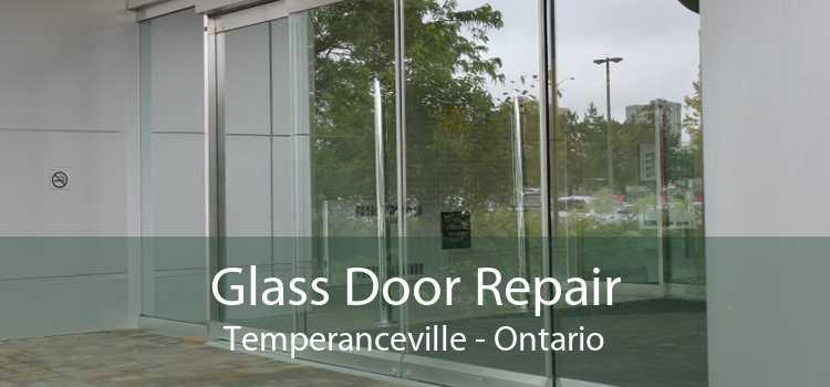 Glass Door Repair Temperanceville - Ontario