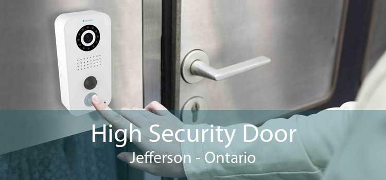 High Security Door Jefferson - Ontario