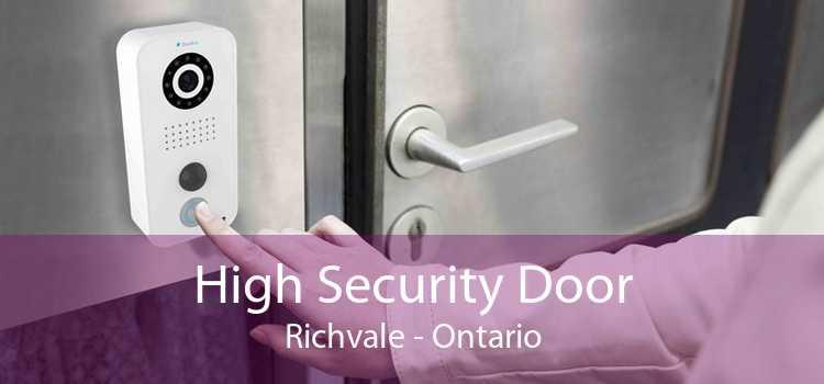 High Security Door Richvale - Ontario