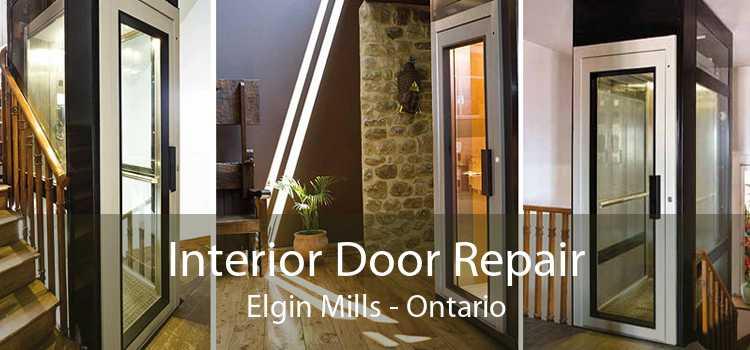 Interior Door Repair Elgin Mills - Ontario