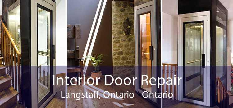 Interior Door Repair Langstaff, Ontario - Ontario