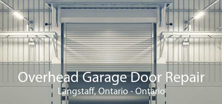Overhead Garage Door Repair Langstaff, Ontario - Ontario