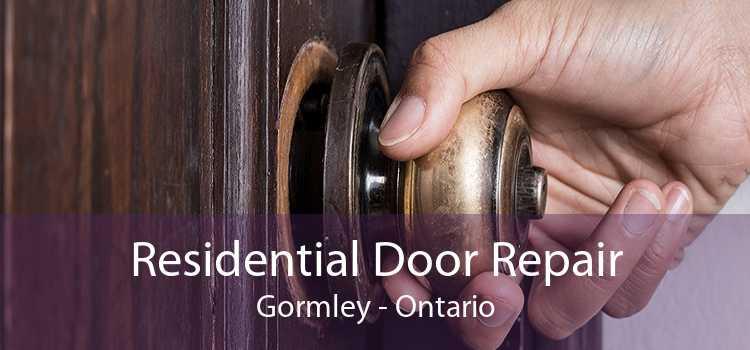 Residential Door Repair Gormley - Ontario