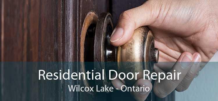 Residential Door Repair Wilcox Lake - Ontario