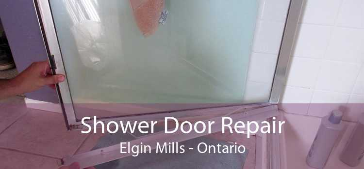 Shower Door Repair Elgin Mills - Ontario