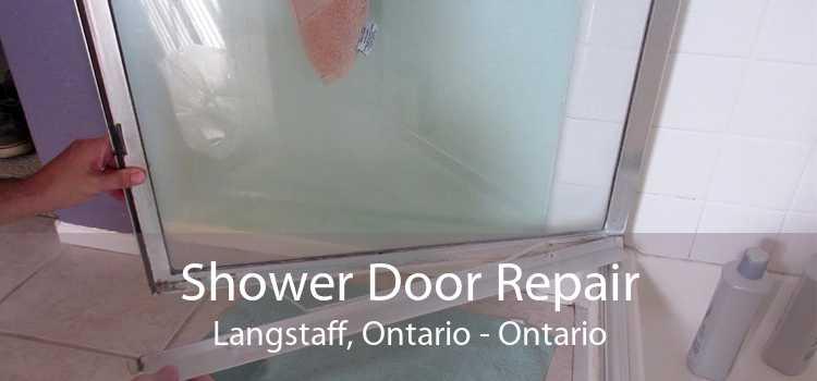 Shower Door Repair Langstaff, Ontario - Ontario