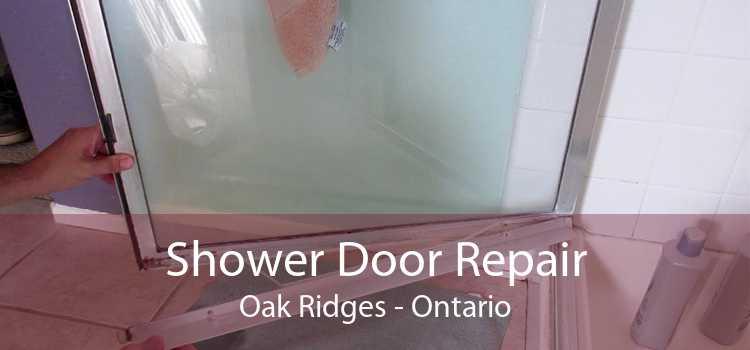 Shower Door Repair Oak Ridges - Ontario