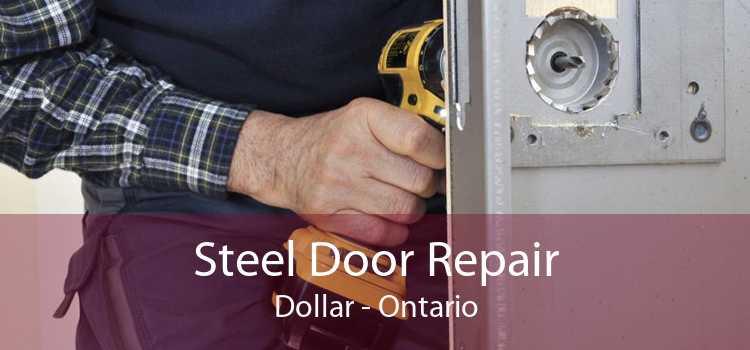 Steel Door Repair Dollar - Ontario