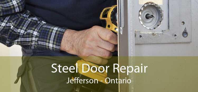 Steel Door Repair Jefferson - Ontario