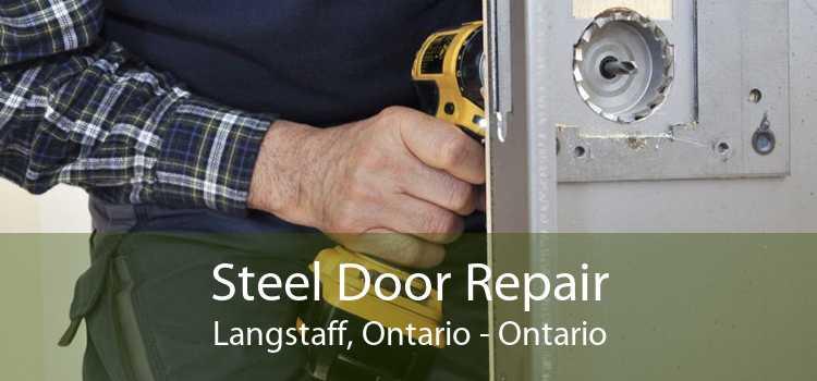 Steel Door Repair Langstaff, Ontario - Ontario