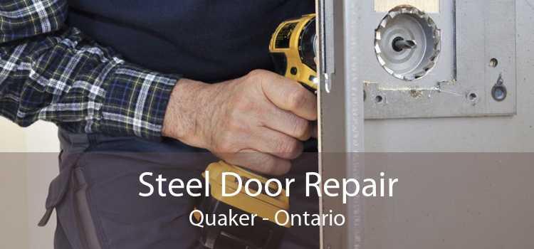 Steel Door Repair Quaker - Ontario