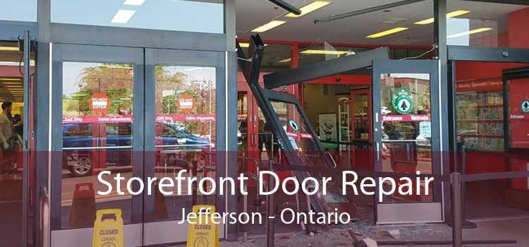 Storefront Door Repair Jefferson - Ontario