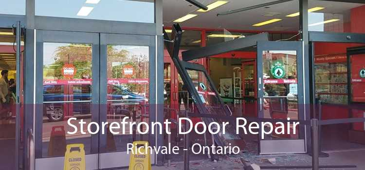 Storefront Door Repair Richvale - Ontario