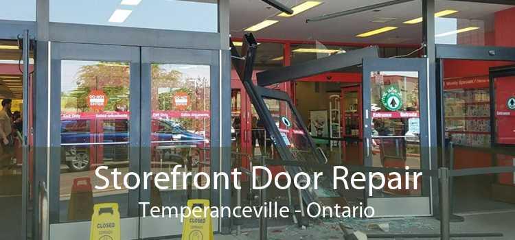 Storefront Door Repair Temperanceville - Ontario