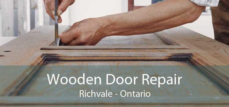 Wooden Door Repair Richvale - Ontario